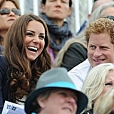 A Close Relationship With Kate Middleton . . .