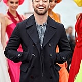 Justin Timberlake at the Cannes Film Festival 2016 Pictures