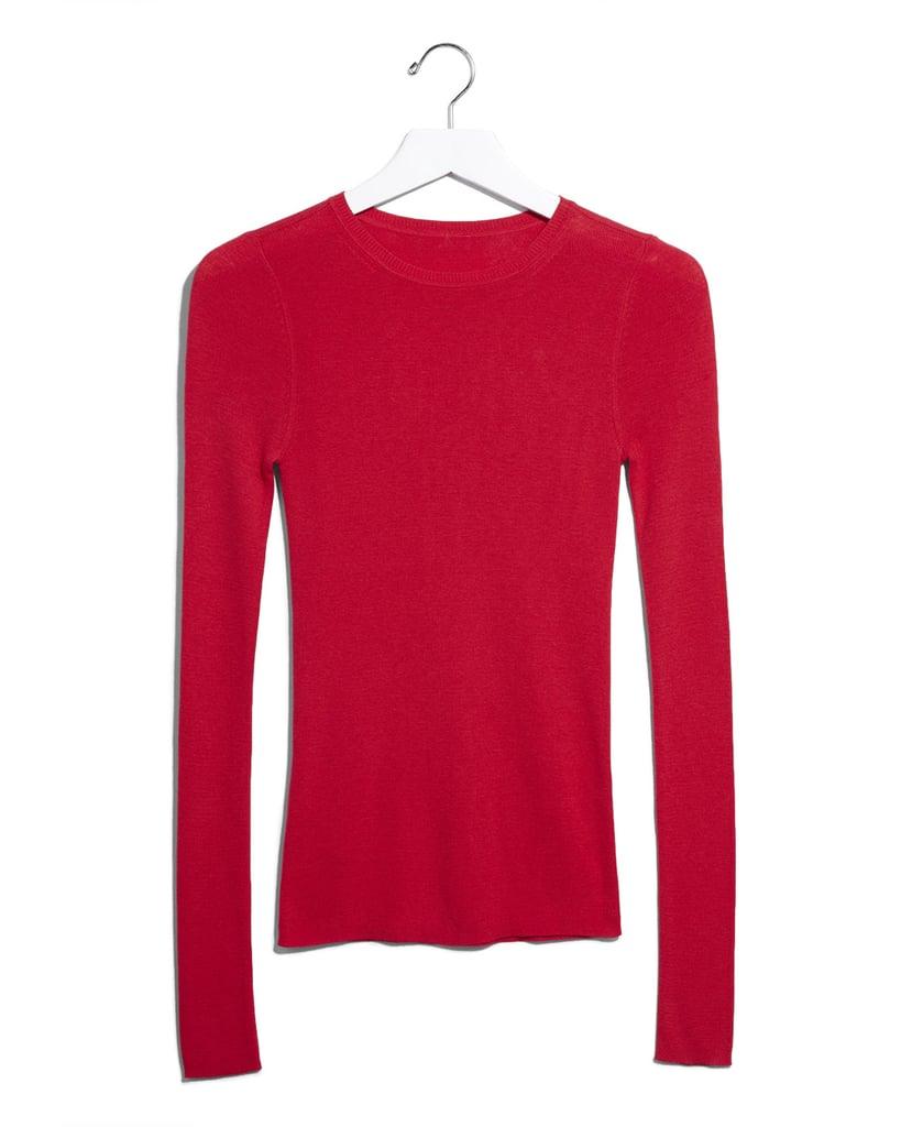 Karlie Kloss x Express Summertime Crew Neck Sweater ($50)