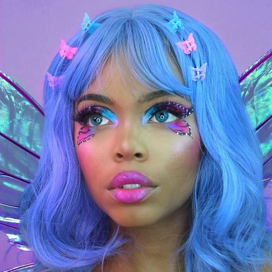 Best Fairy Costume Halloween Makeup Ideas