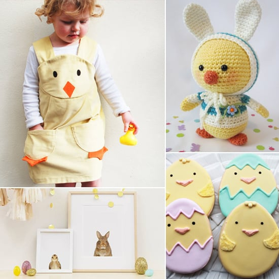 15 Sweet Chick Finds For an Adorable Easter