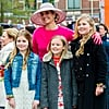 The Best Photos of Queen Máxima and the Dutch Royal Family in 2016