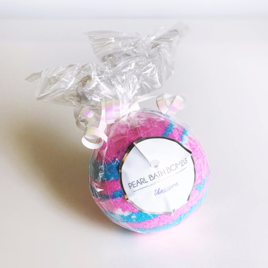 Pearl Unicorn Bath Bomb Review
