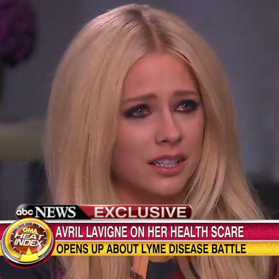 Video: Avril Lavigne Talks About Lyme Disease on GMA