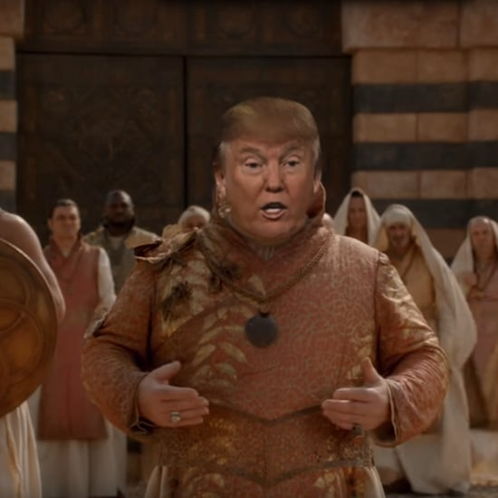 Donald Trump in Game of Thrones