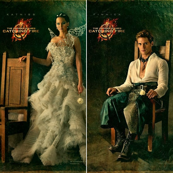 Catching Fire Movie Character Posters