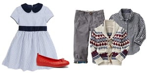 Thankful For Fashion! Cute Kids' Clothes For Turkey Day