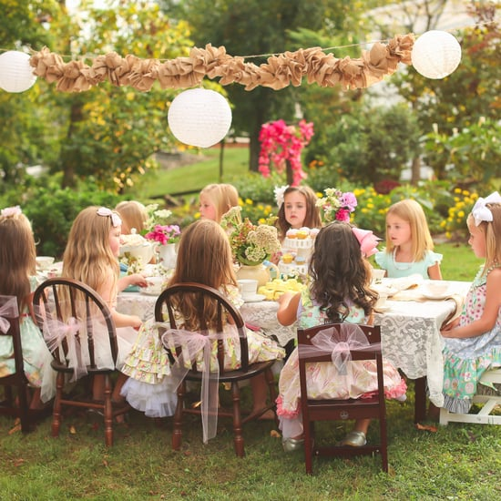Enchanted Tea Party Ideas