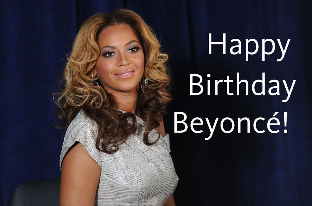Happy 30th Birthday to Beyonce Knowles! Pictures of Her Top Ten Red Carpet Looks