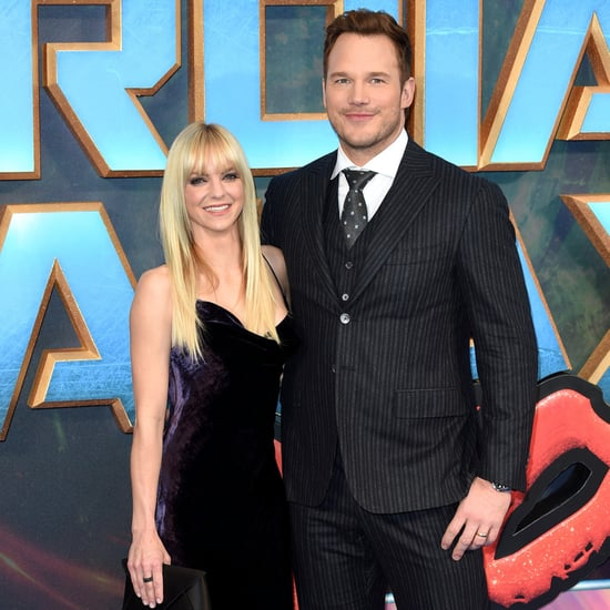 Chris Pratt's Quotes About Anna Faris at the Emmys 2017