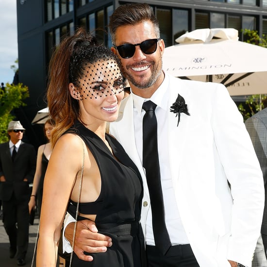 Sam and Snezana Wood Second Baby