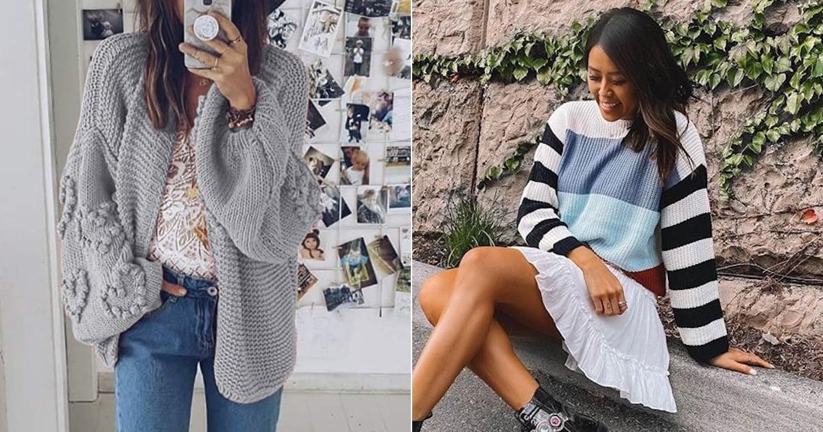 Most Popular Sweaters on Amazon Fashion