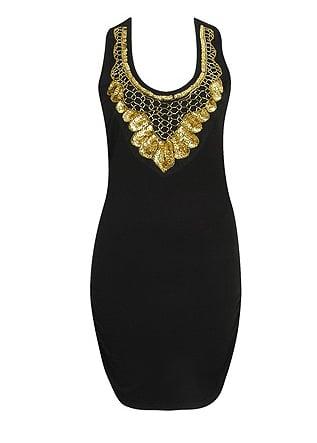 Maritess Sequin Dress $27.80, Forever 21