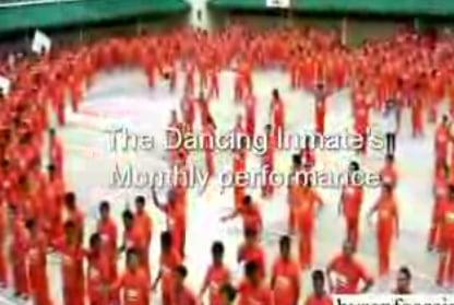 """Filipino Prisoners Dance to """"Low"""""""