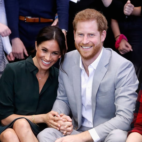 Meghan Markle's Nickname For Prince Harry