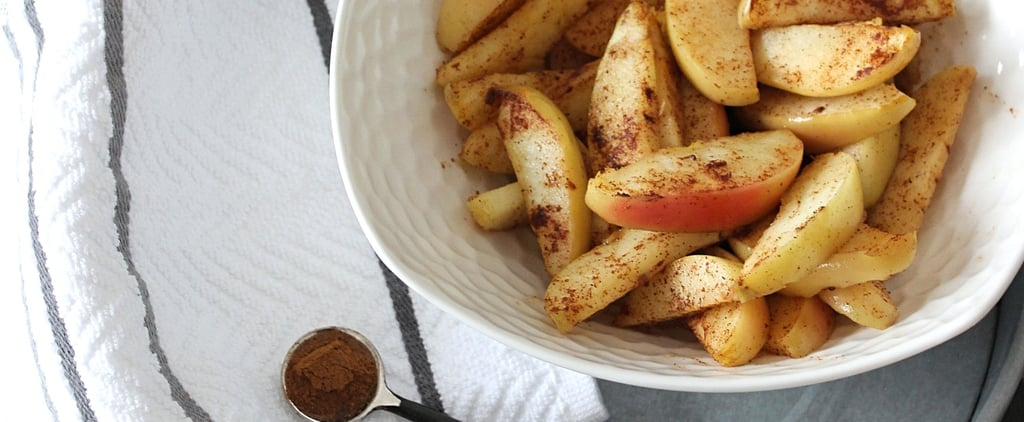 Healthy Cinnamon-Baked Apple Recipe