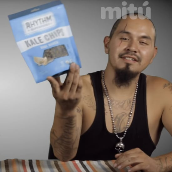 Cholos Try Kale Chips and Kombucha Video