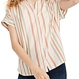 Madewell Central Multistripe Shirt\