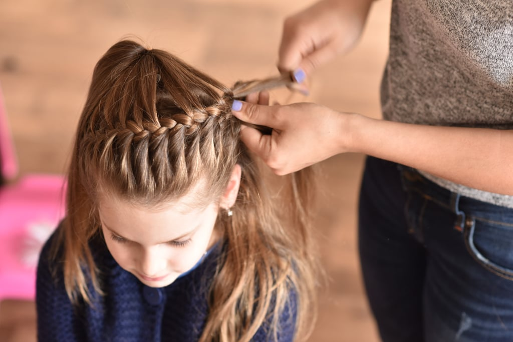 Easy Hairstyles For Girls Popsugar Australia Parenting