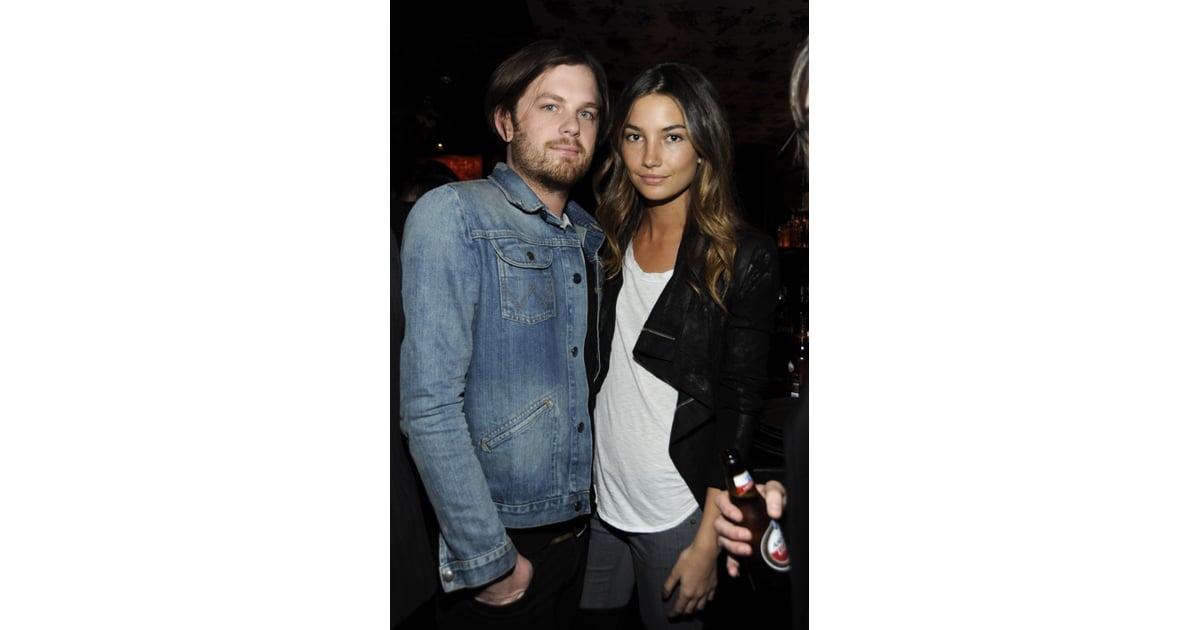Kings of Leon s Caleb Followill Lands Himself an Angel of a Wife