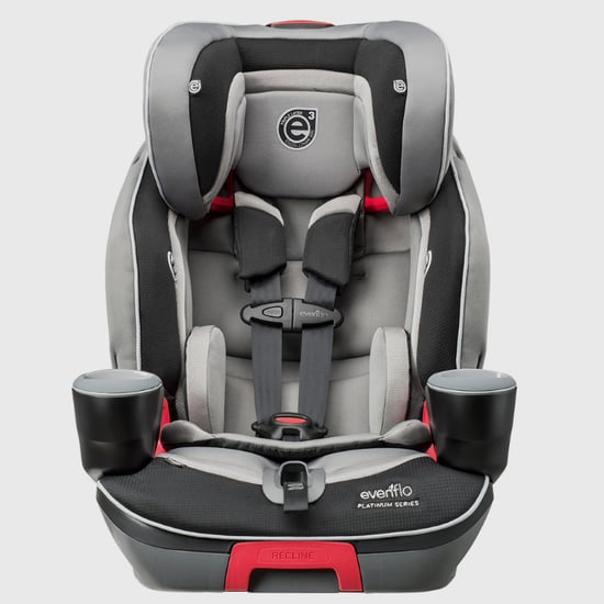 Evenflo Combination Booster Seat Recall September 2016
