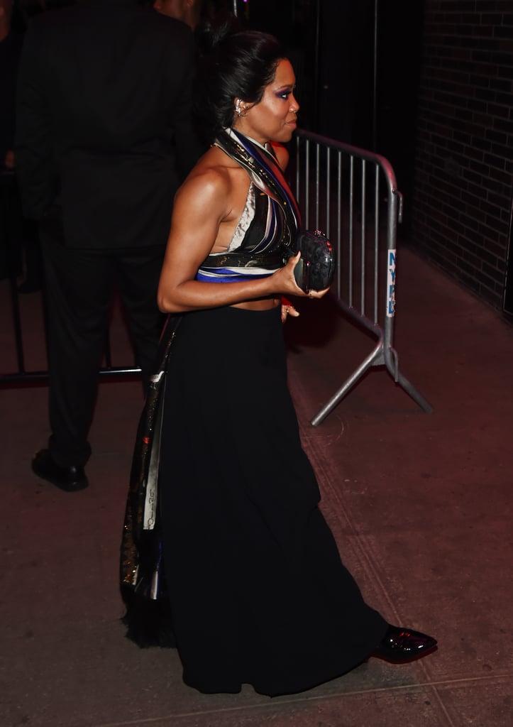 Regina King at the Met Gala Afterparty
