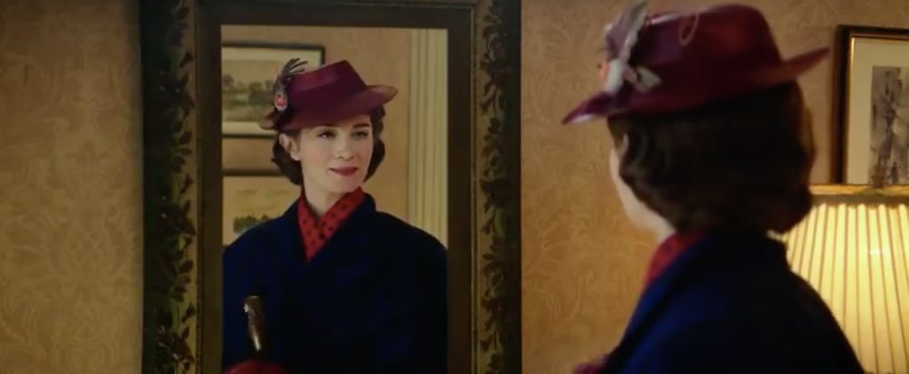 Hold Onto Your Umbrella! The First Teaser Trailer For Mary Poppins Returns Is Here