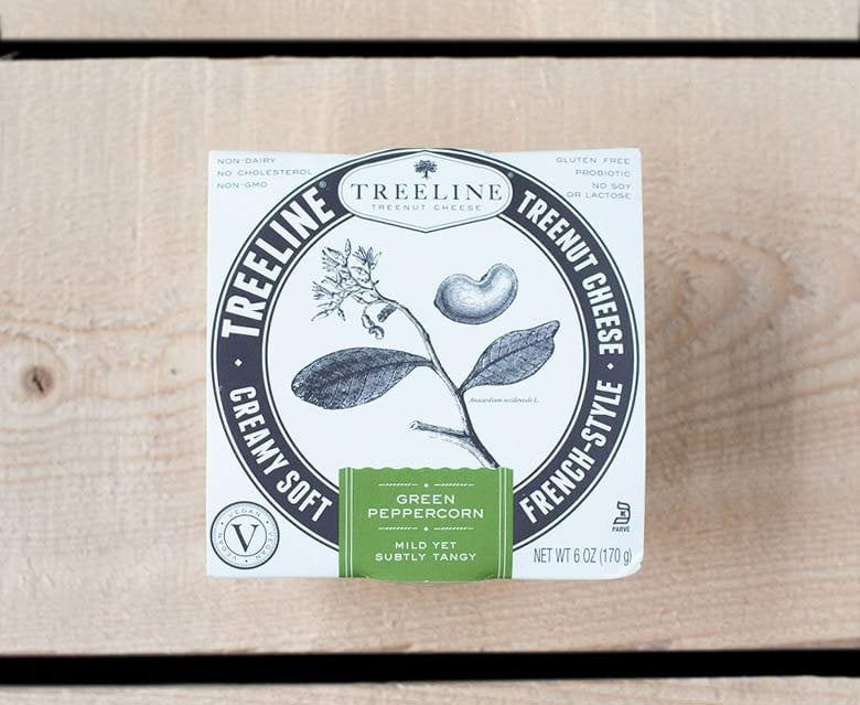 Treeline Peppercorn Cheese