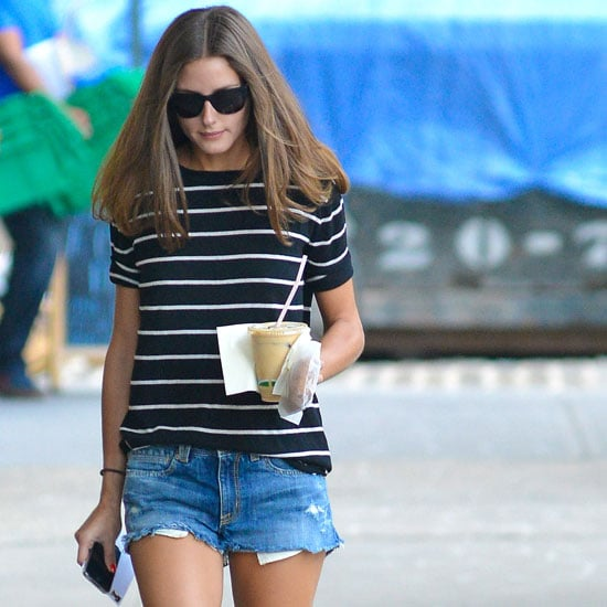 Olivia Palermo's Classic Off-Duty Denim Wardrobe: Snapped on the Street in NYC, Shop Her Essentials!