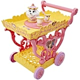Princess Belle Musical Tea Party Cart
