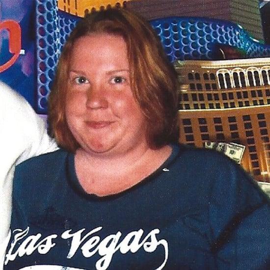Before and After Weight Loss: Amanda