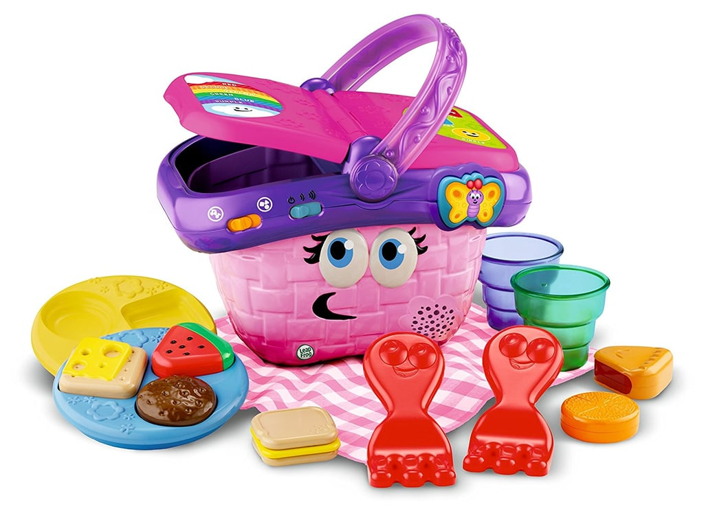 For 1-Year-Olds: LeapFrog Shapes and Sharing Picnic Basket