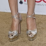 Selena Gomez Wears Patou and Aquazzura to the 2020 Hollywood Beauty Awards