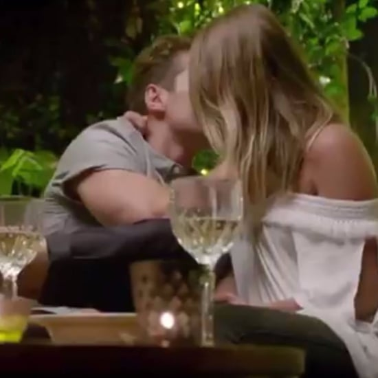Tara and Matty's Kiss on The Bachelor 2017