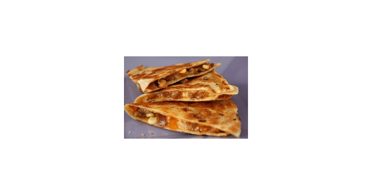 Recipe of the Week: Quick Apple Sausage Quesadillas ...