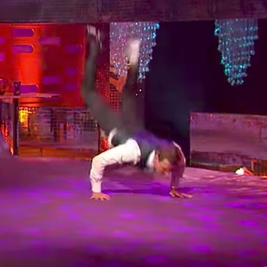 Michael Fassbender Breakdancing on Graham Norton Show 2017