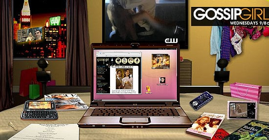 The Geeky Gossip Girl Website