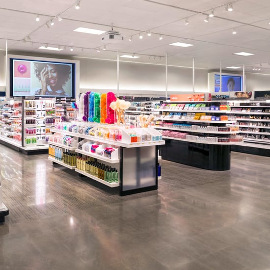 Target's New Beauty Department Remodel