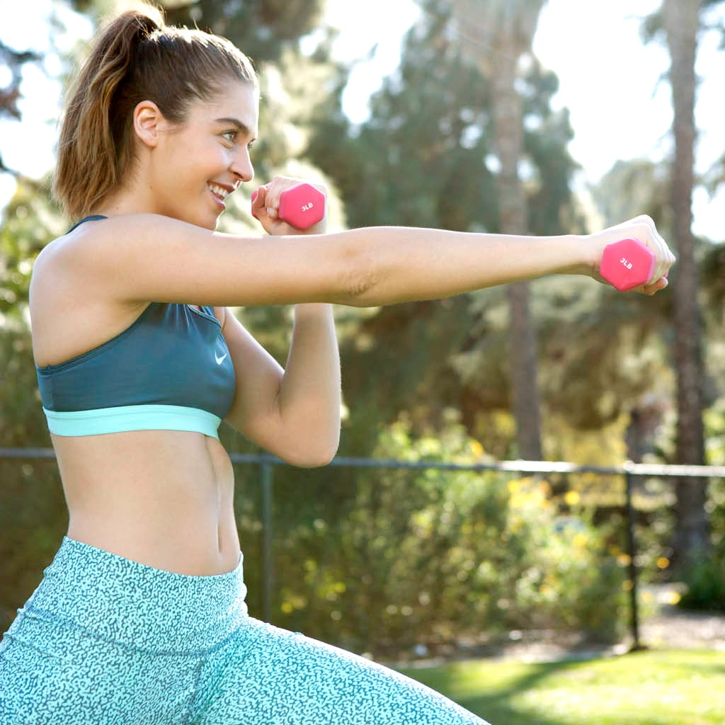 How to Exercise Away Armpit Fat