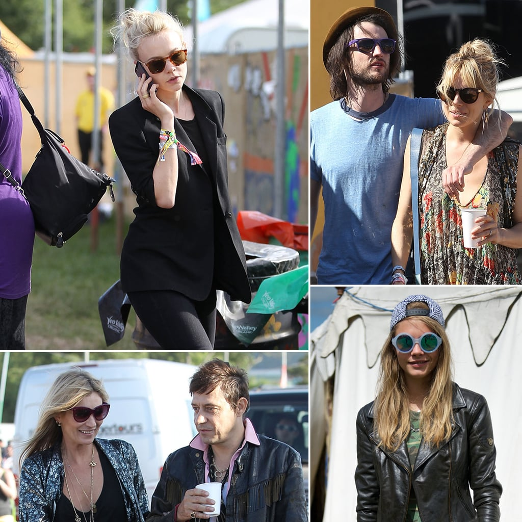 Glastonbury Festival: Top Tips From The Celebrity Set ...
