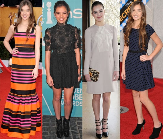 Hailee Steinfeld Is the New Face of Miu Miu