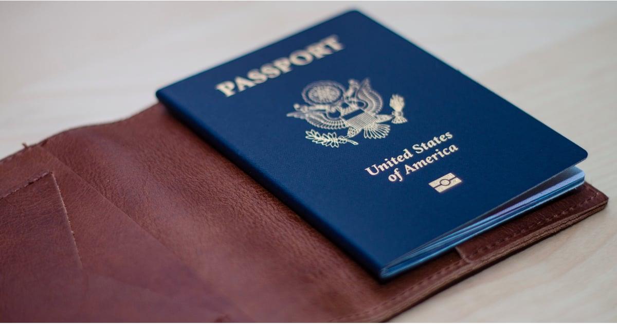How To Get A Passport | POPSUGAR Smart Living