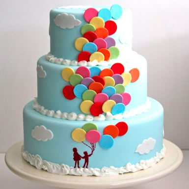 Unique Birthday Cakes For Baby and Toddler