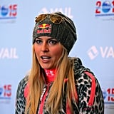 Lindsey Vonn's Dreams Are Dashed
