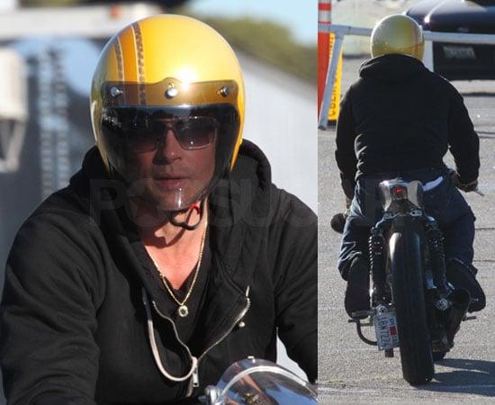Pictures of Brad Pitt