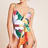Mara Hoffman Gamela One-Piece Swimsuit
