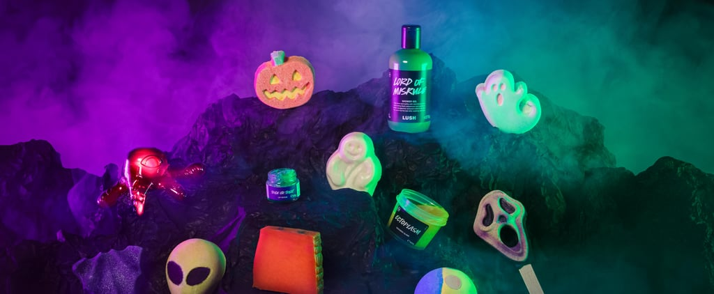 Shop the Lush Cosmetics 2021 Halloween Collection