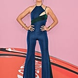 Karolina Kurkova at the 2019 CFDA Awards