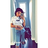 Kylie Jenner Snapchat Pictures