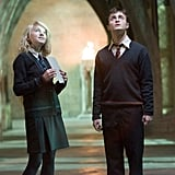 The name Luna also appears in the epilogue of Harry Potter and the Deathly Hallows. Harry and Ginny named their daughter Lily Luna Potter after Harry's mother, Lily, and the couple's great friend, Luna Lovegood.